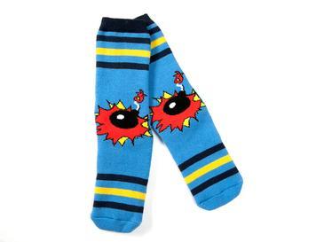Sky Çocuk Çorap 8-10 Yaş Mavı