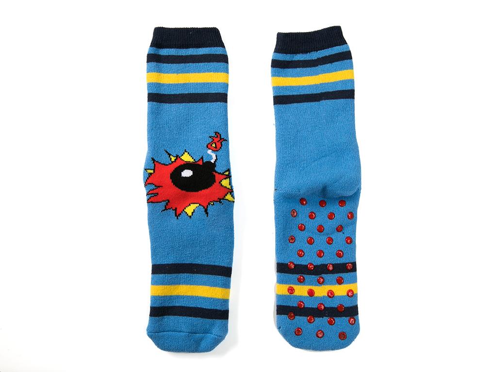 Sky Çocuk Çorap 5-7 Yaş Mavı