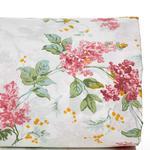 Ivy Lilac Pamuklu Tek Kişilik Nevresim 160x220 Cm Kiremit