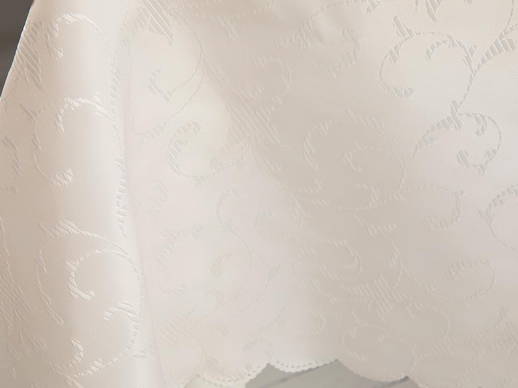 Butterfly Masa Örtüsü 150x200 Cm Taş Rengi