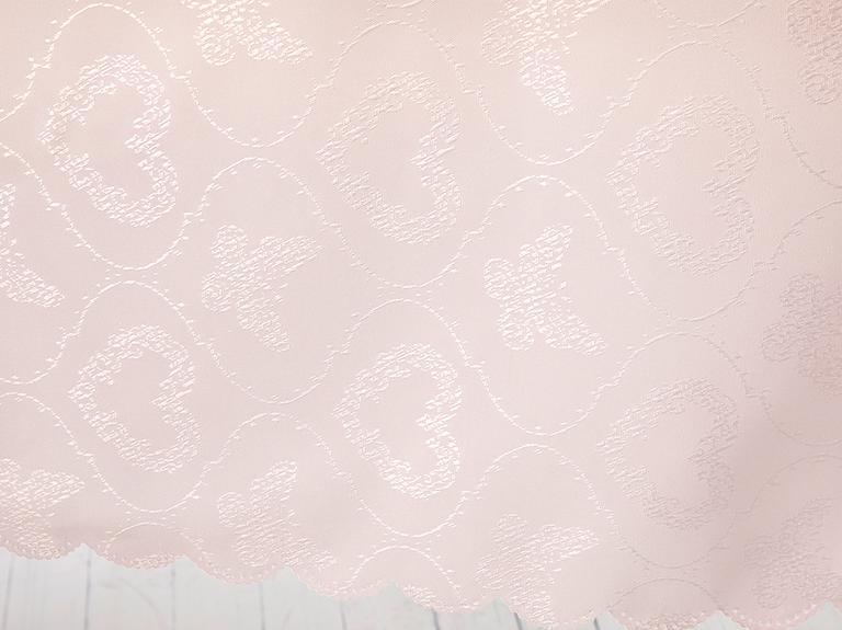 Butterfly Love Masa Örtüsü 150x200 Cm Pembe