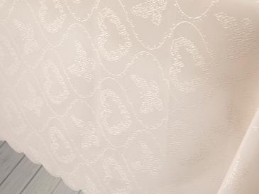Butterfly Love Masa Örtüsü 150x200 Cm Taş Rengi