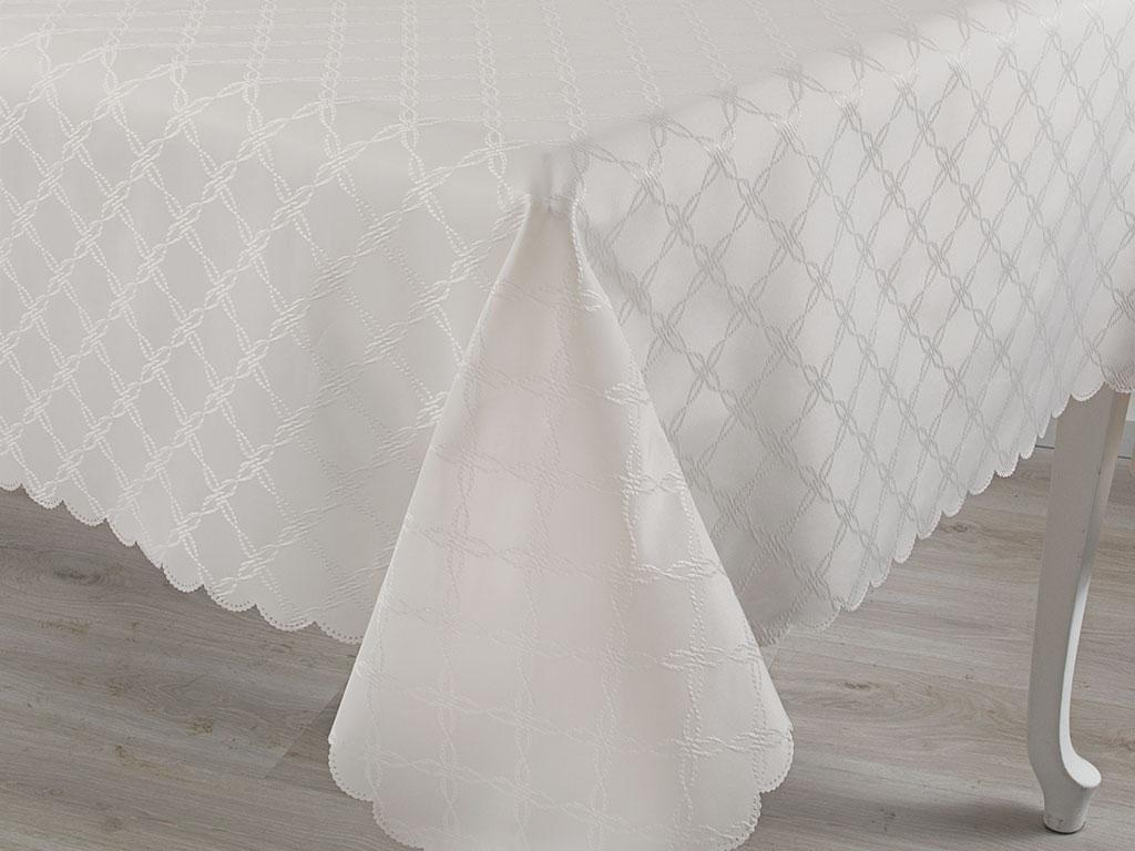 Rope Masa Örtüsü 150x200 Cm Taş Rengi