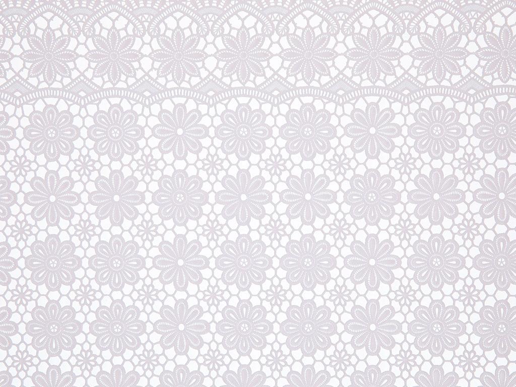 Daisy Vinil 2'li Amerıkan Servıs 30x45 Cm Açık Pembe