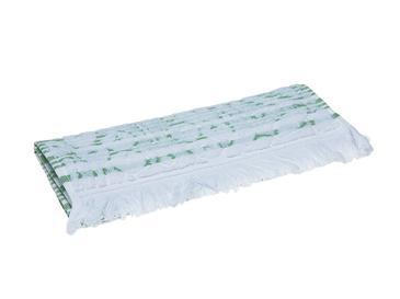 Daisy Line Jakarlı Saçaklı El Havlusu 30x45 Cm Yeşil