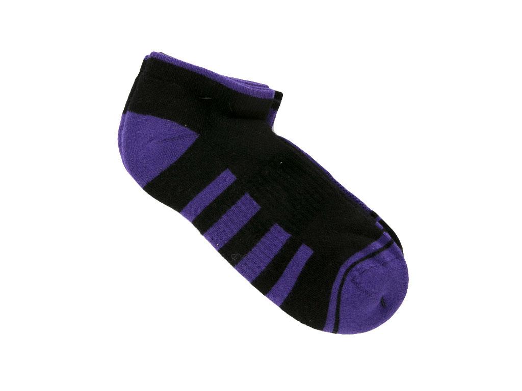 Rachel Pamuklu 2'li Çorap 90x85 Cm Mor