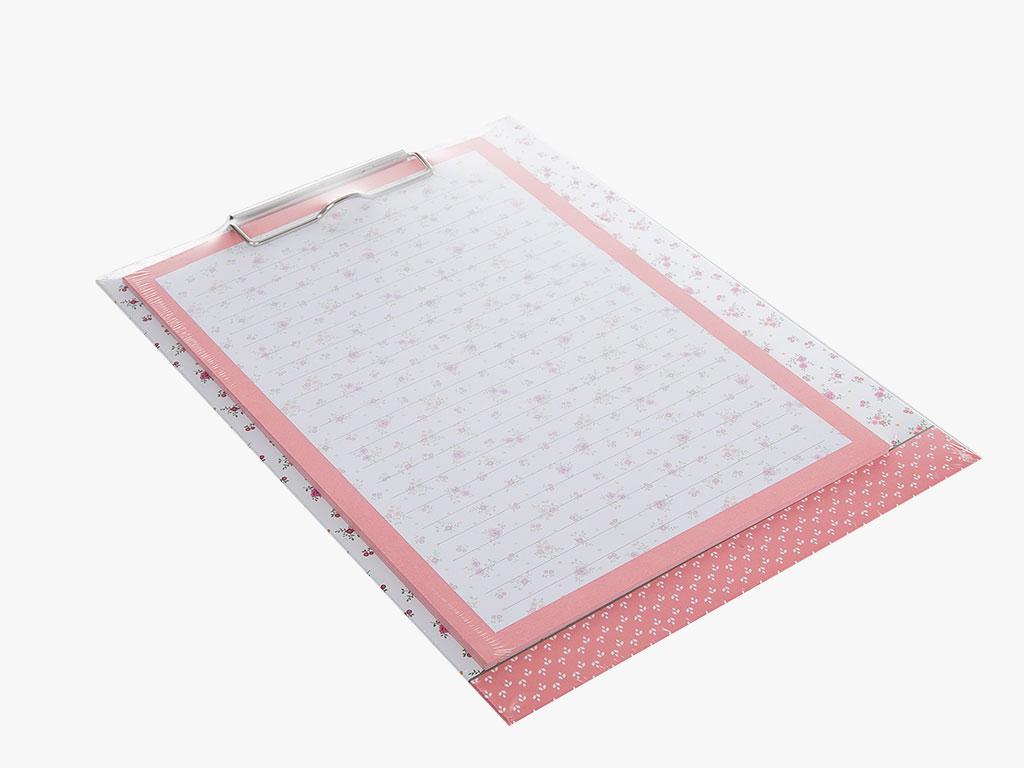Rosey Sekreterlık 31x21,5 Cm Beyaz