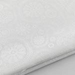 Paisley Masa Örtüsü 150x200 Cm Ekru