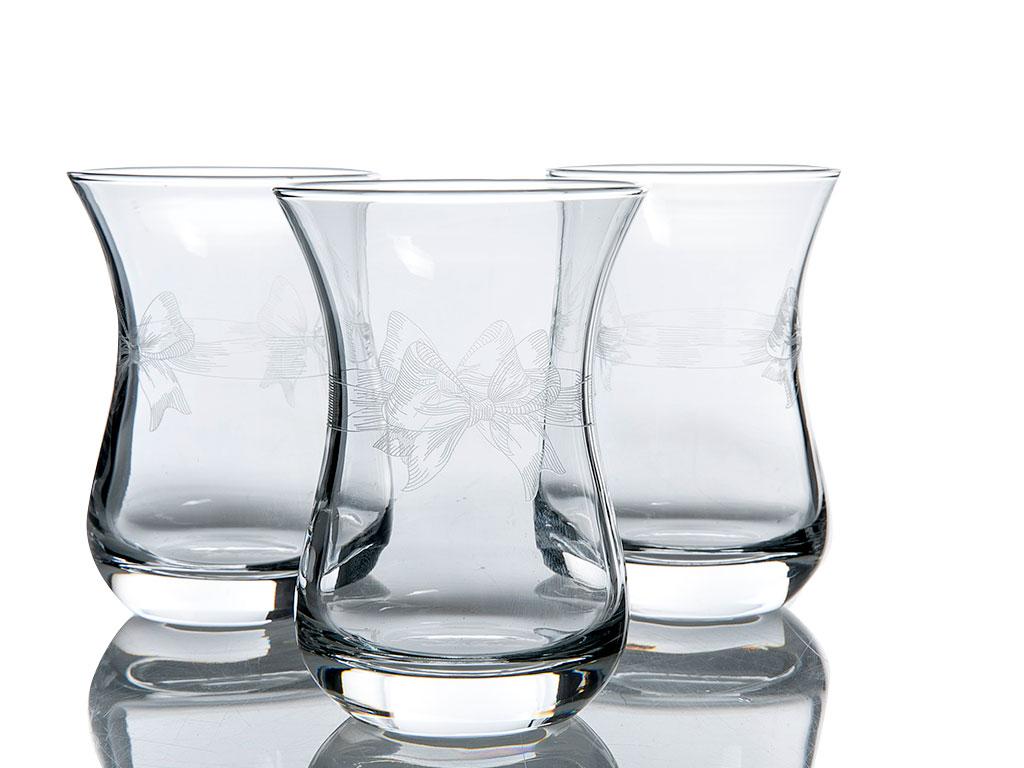 Viola Cam 6'lı Çay Bardağı 115 Cc Şeffaf