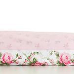 Rose Coquette Pamuklu Çift Kişilik Nevresim 200x220 Cm Pembe