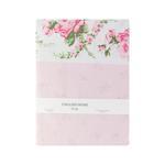 Rose Coquette Pamuklu Çift Kişilik Nevresım 200x220 Cm Pembe
