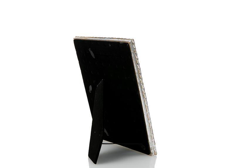 Secret Polyresin Çerçeve 16.5x1.5x21.5 Gold