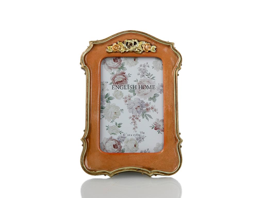 Rosy Polyresin Çerçeve 15.6x1.4x22 Gül Kurusu