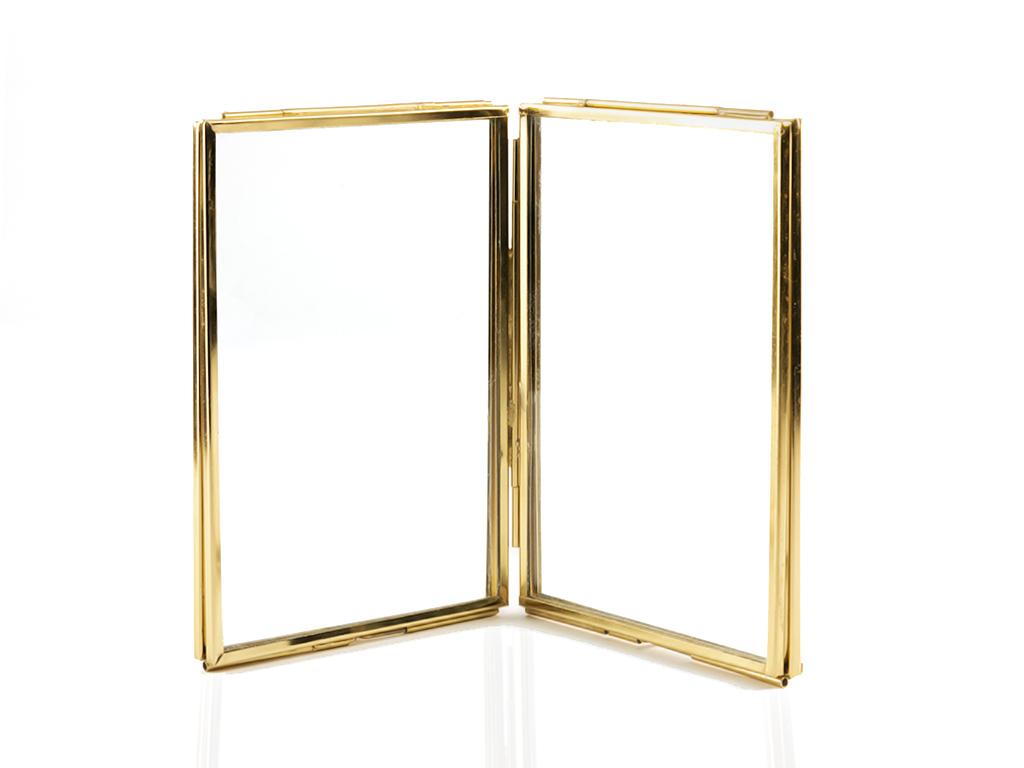 Emerald Gold Çerçeve 10x15 Cm Gold