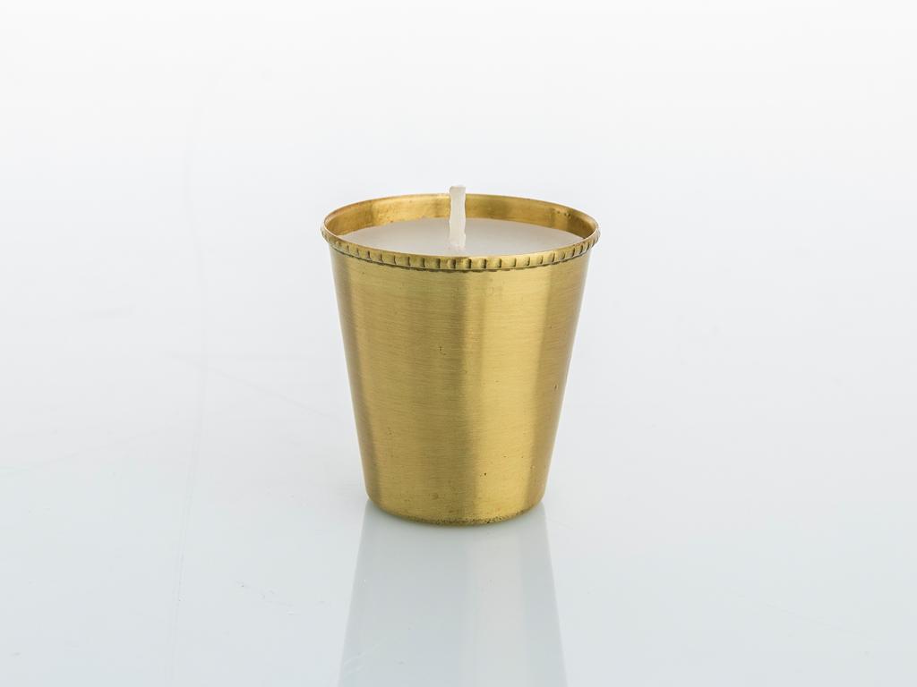 Elegance Mum 6x6x6 Cm Gold