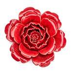 Glam Rose Stoneware Bıblo 5x11,7x12,7 Cm Pembe