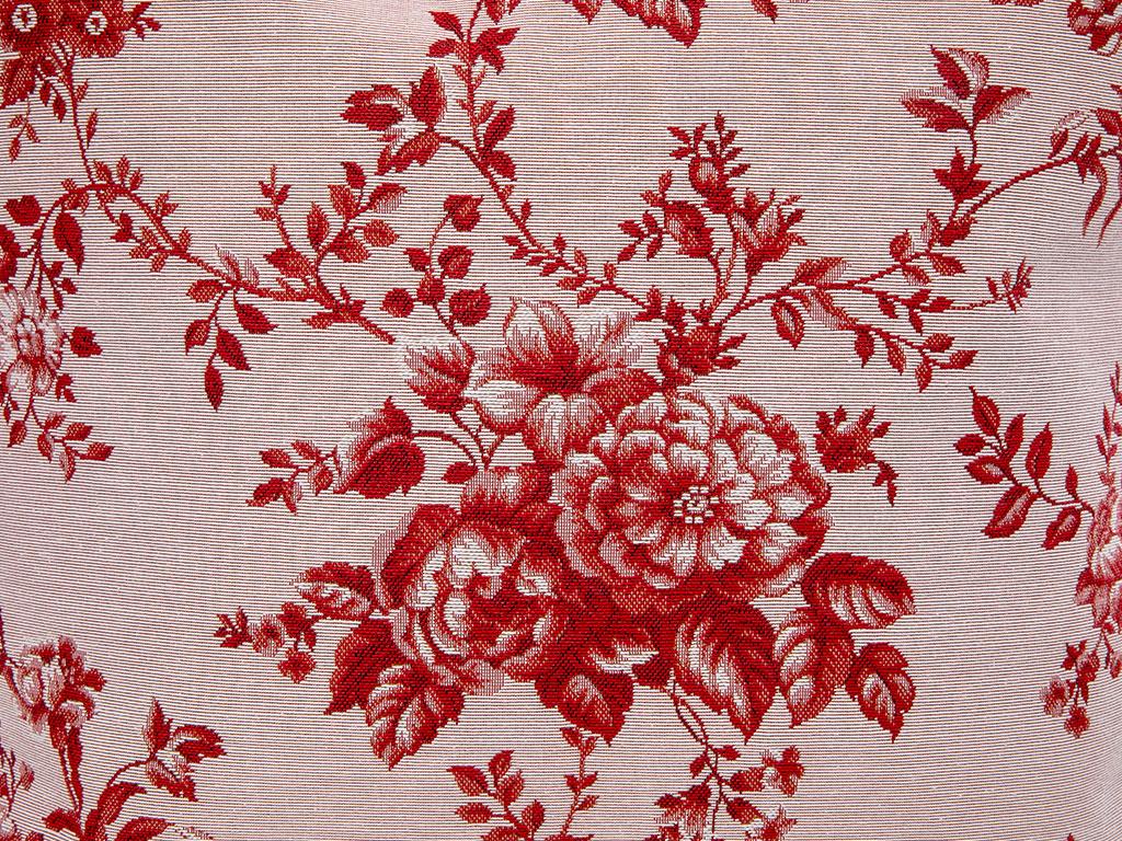 Ruby Rose Goblen Kırlent 45x45 Cm Pembe