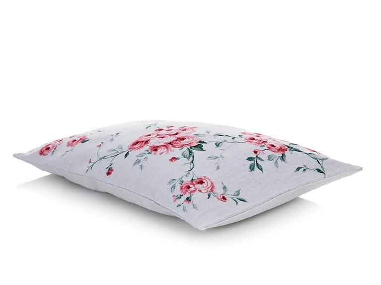Chichi Roses Goblen Kırlent Kılıfı 35x50 Cm Pembe