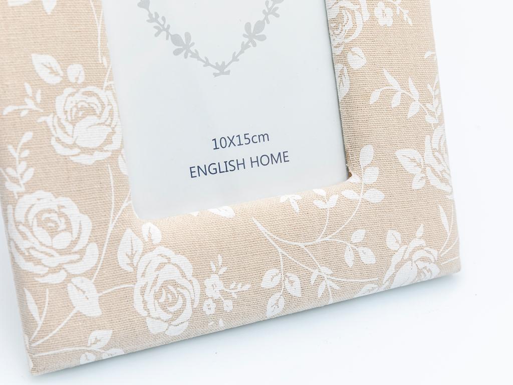 Precious Rose Çerçeve 1,5x18x23 Cm Bej