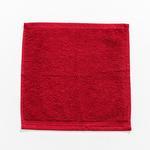 Pure Basic El Havlusu 30x30 Cm Kırmızı
