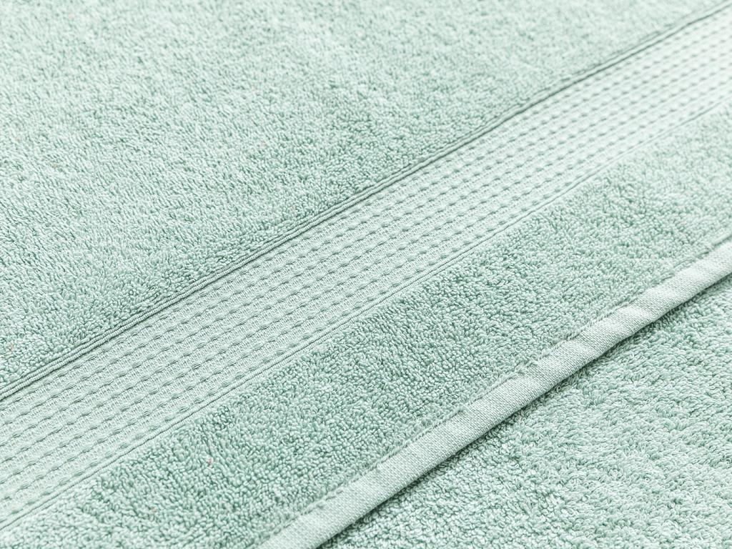 Pure Basic Banyo Havlusu 70x140 Cm Açık Yeşil
