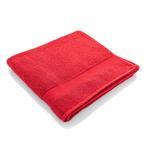 Pure Basic Banyo Havlusu 70x140 Cm Kırmızı