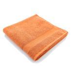 Pure Basic Banyo Havlusu 70x140 Cm Turuncu