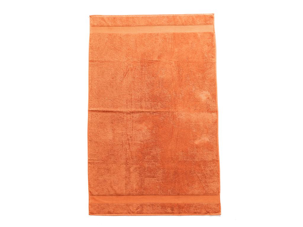 Pure Basic Banyo Havlusu 100x150 Cm Turuncu