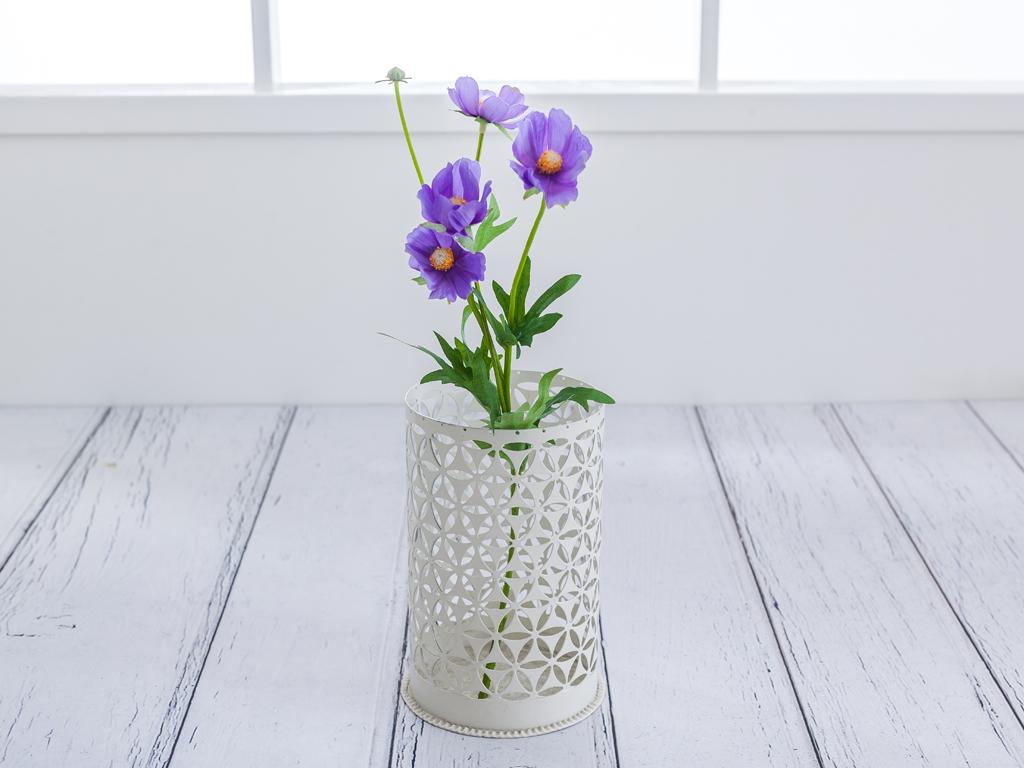 Cosmos Yapay Çiçek 50 Cm Mor