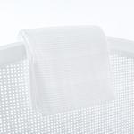 Düz Pamuklu Çift Kişilik Pike 200x230 Cm Beyaz