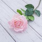 Garden Rose Yapay Çiçek 74 Cm Açık Pembe
