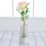 Peony With Bud Yapay Çıçek 70 Cm Sarı