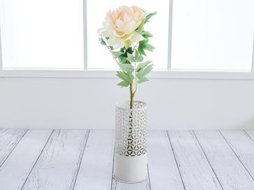 Peony With Bud Yapay Çiçek 70 Cm Sarı