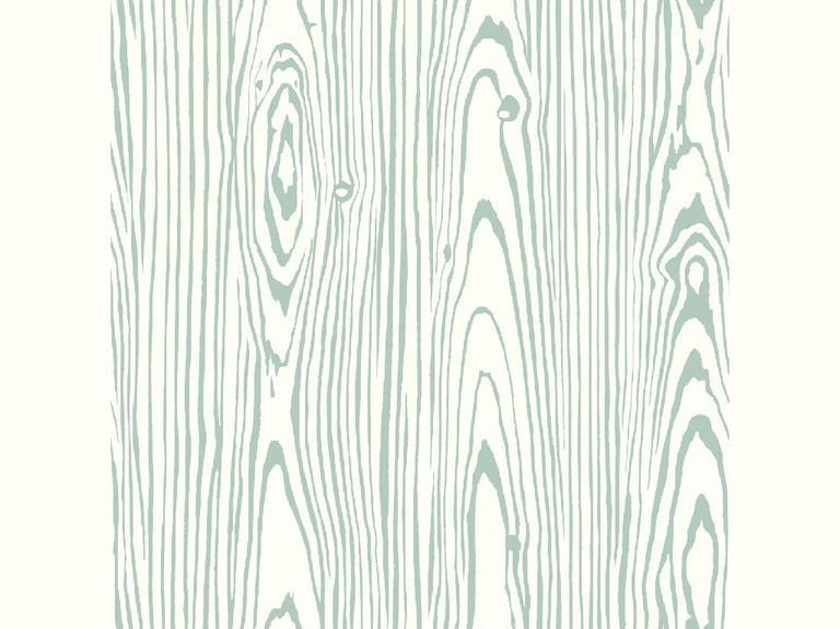 Lıgnıform Vinil Çocuk Duvar Kağıdı 53x1000 Cm Seledon