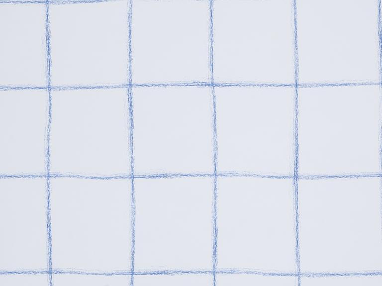 Squares Vinil Çocuk Duvar Kağıdı 53x1000 Cm Koyu Mavi