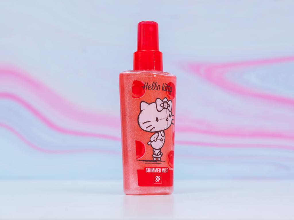 Hello Kitty Shimmer Mist Body Mıst 125 Ml Kırmızı