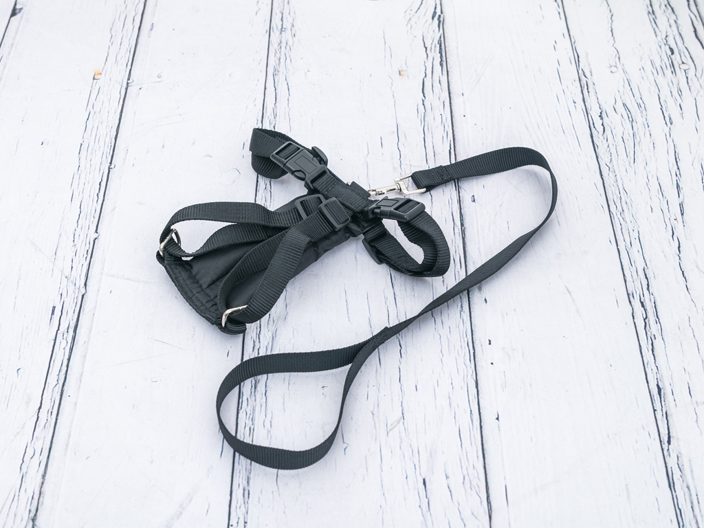Belt Naylon Emnıyet Kemerı 50-75 Cm Siyah