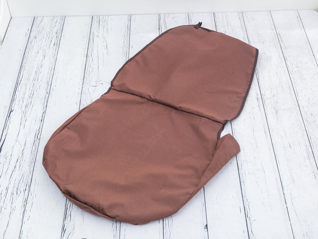 Cover Polyester Oto Koltuk Örtüsü Standart Pembe