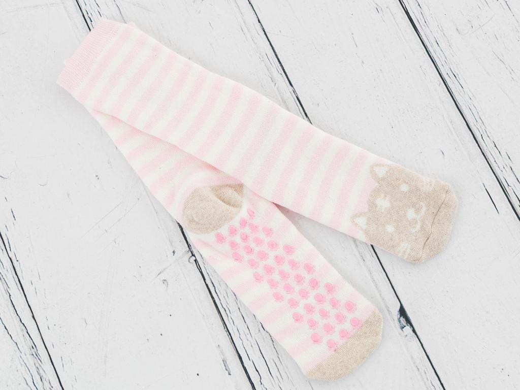 Kedi Havlu Soket Çorap 35-39 Renkli