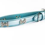 Collar Pu Tasma 1,9x45 Cm Açık Mavi