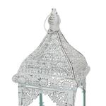 Majestic Ferforje Fener 16x16x39 Cm Krem