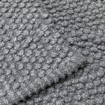 Rach Pamuklu Klozet Setı 60x90-40x60 Cm Gri