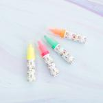 Robot Plastik Kalem 11x15x1 Cm Kırmızı - Beyaz - Lacivert