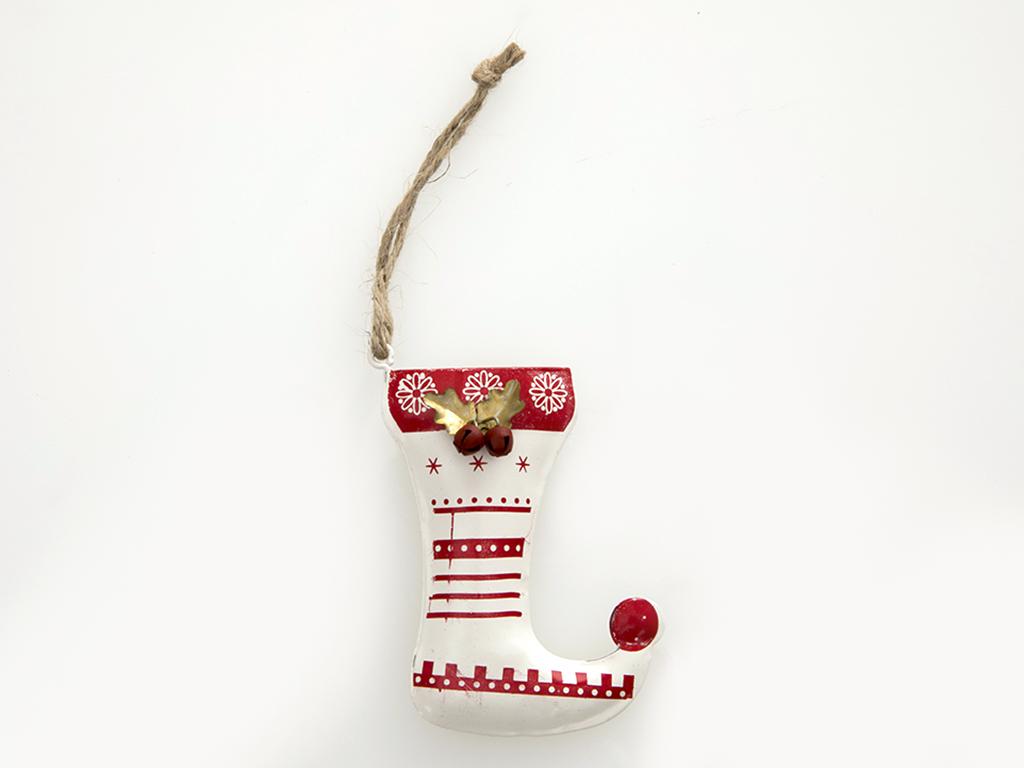 Socks Askılı Aksesuar 4.8x0.5x7.5 Cm Kırmızı