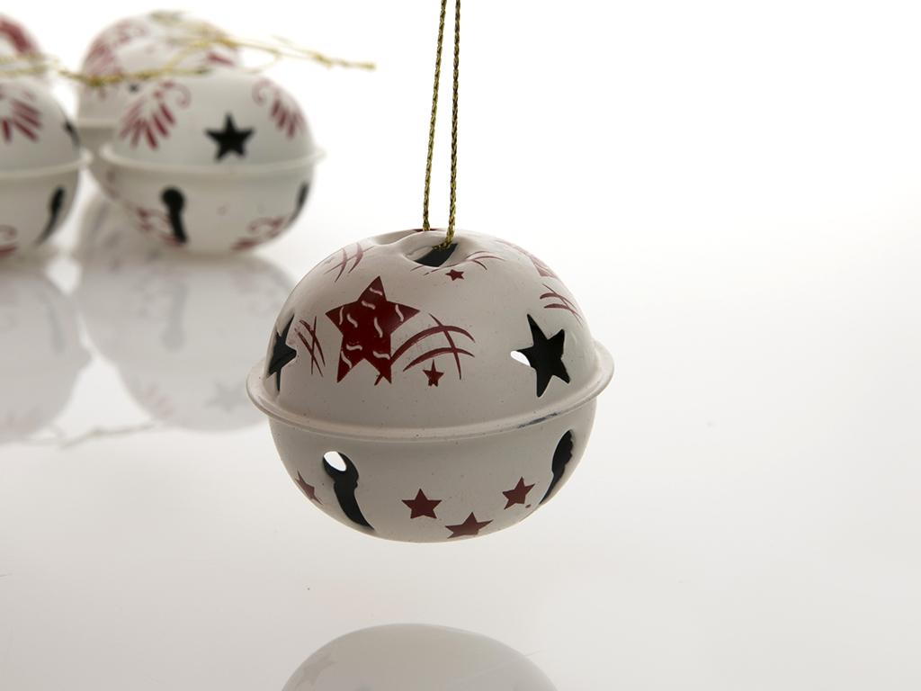 Snowball Askılı Aksesuar 11x14 Cm Beyaz