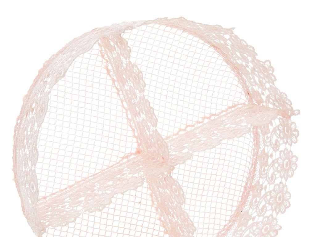 Paisley Polyester 24x8 Cm Açık Pembe