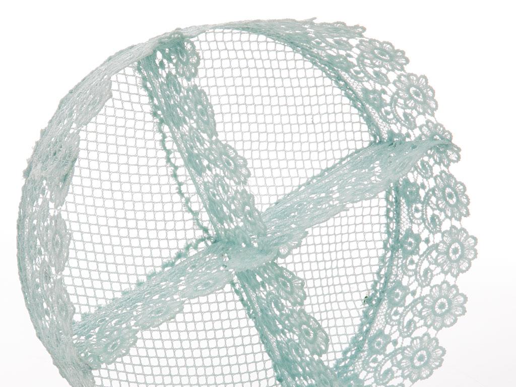 Paisley Polyester 24x8 Cm Seledon