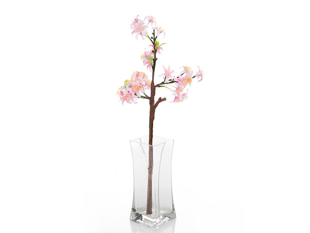 Lemon Blossom Yapay Çıçek 46 Cm Pembe