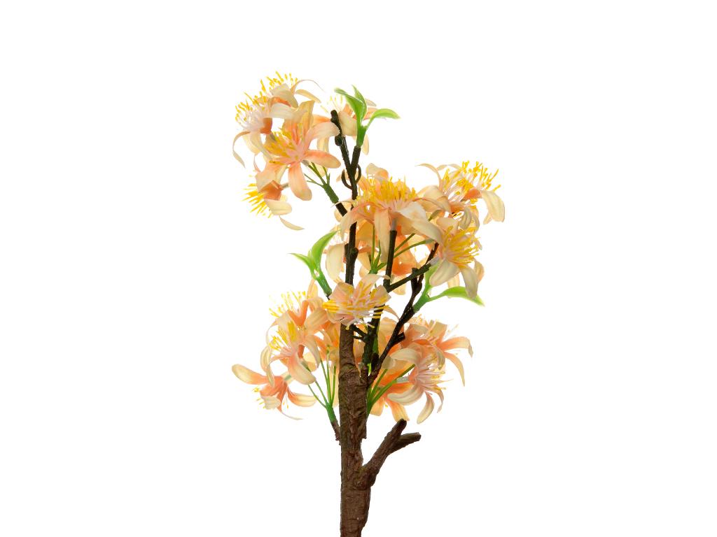Lemon Blossom Yapay Çıçek 46 Cm Sarı