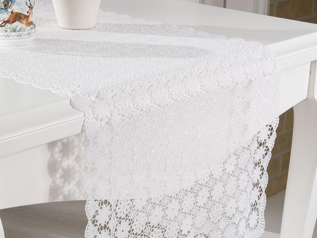 Daisy Vinil 40x150 Cm Beyaz